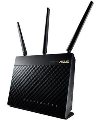 Asus 90IG00C3-MM3G10 wireless router rt-ac68u v3 negro - 90IG00C3-MM3G10
