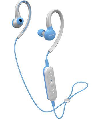 Pioneer SE-E6BT-L BLUE se-e6bt azul auriculares deportivos in-ear inalámbricos e6 wireless - +21687