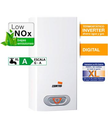 Calentador gas Cointra C1498 cpe14tn 14l natural + kit salida gases - C1498