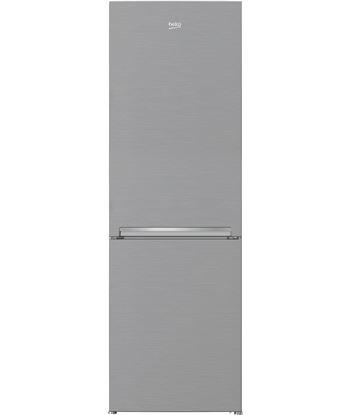 Beko RCHE365K30XBN frigorífico combi 184,5 x 59,5 semi no frost inox - RCHE365K30XBN