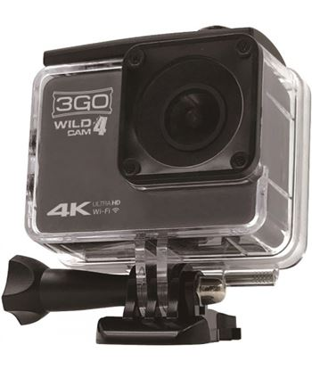 3go WILD4 cámara deportiva wildcam4 - pantalla 2''/5.08cm - ángulo visión 160º - 1 - 71510765_3526015765