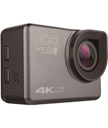 3go WILD4 cámara deportiva wildcam4 - pantalla 2''/5.08cm - ángulo visión 160º - 1 - WILD4