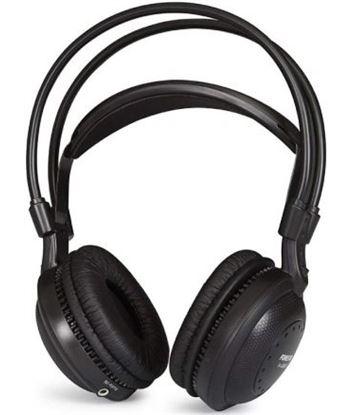 Fonestar FA-8060R auriculares inalámbricos hi-fi por radiofrecuencia negros - FONE-AUR FA-8060R