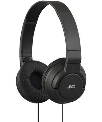 Jvc HA-S180-B-E auriculares has180/ jack 3.5/ negros - HAS180BE