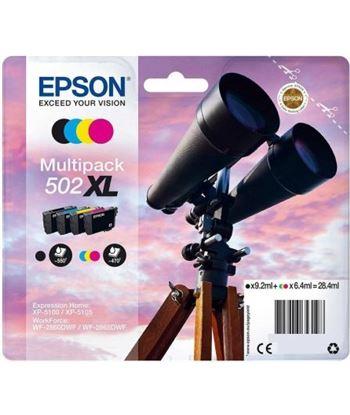 Cartucho de tinta original Epson nº502xl multipack/ negro/ cian/ magenta/ a C13T02W64020 - EPS-C13T02W64020