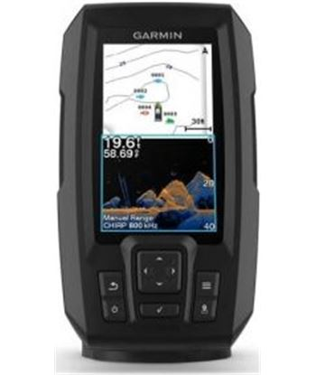 -sonda gps Garmin striker vivid 4cv gps integrado mapas quickdraw contours/ 010-02550-01 - 010-02550-01