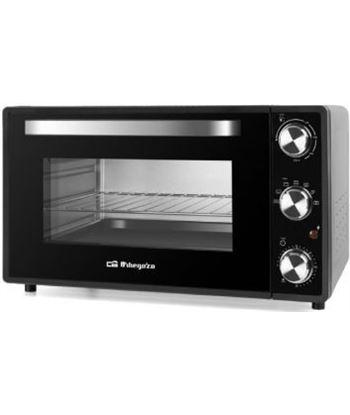 Orbegozo 17657 OR horno de sobremesa hot 386/ 2000w/ capacidad 38l/ negro - 17657 OR
