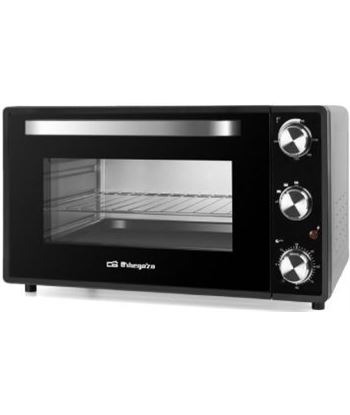 Orbegozo 17638 OR horno de sobremesa ho 385/ 2000w/ capacidad 38l/ negro - ORB-PAE-HORNO HO 385