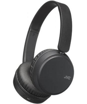 Jvc HA-S35BT-B-U auriculares inalámbricos ha-s35bt/ con micrófono/ bluetooth/ negros - JVC-AUR HA-S35BT BK