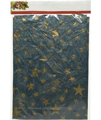 Decoris papel con estrellas 70x100cm 8720093252163 - 72273