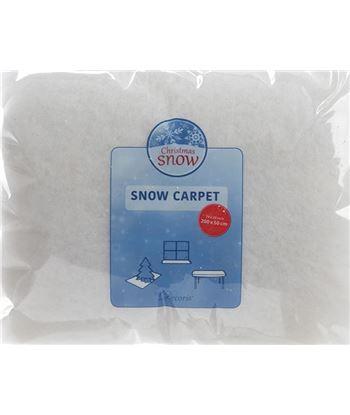 Decoris alfombra de nieve 100% polyester 8718533422757 - 71936