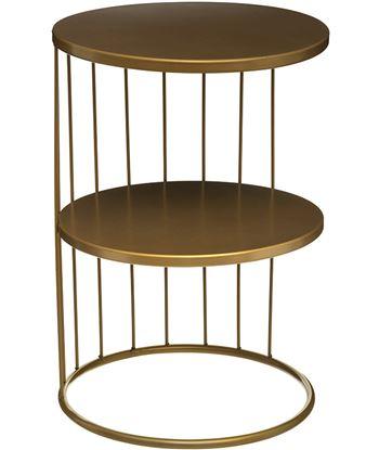 Atmosphera mesa de centro dorada modelo kobu 3560238652428 - 83648 #19