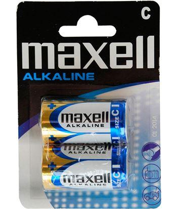 Maxell ALCALINA LR14 C pila 1.5v blister de 2 unidades - +20521