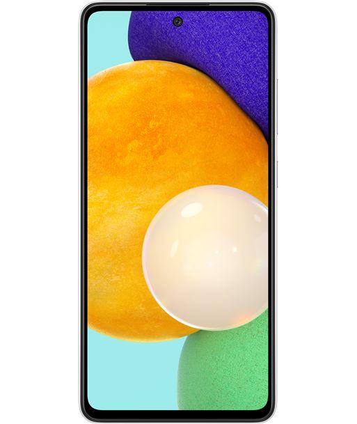 Teléfono libre Samsung galaxy a52 16,51 cm (6,5'') fhd+ 256/8gb 5g blanco A52 A526 5G 8+2 - 8806092053373
