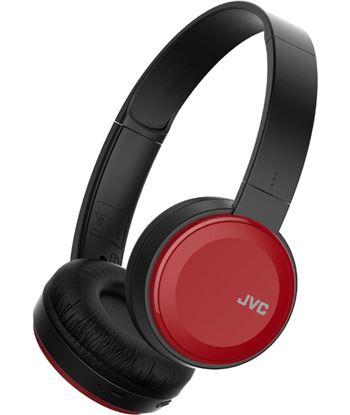 Jvc HA-S30BT-R-E auriculares inalámbricos ha-s30bt/ con micrófono/ bluetooth/ rojos - HAS30BTRE