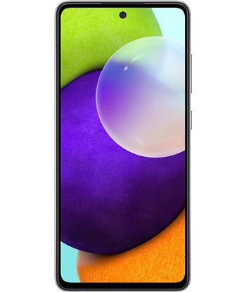 Samsung SM-A525FZKIEUB movil galaxy a52 6,5'' octa core 8+256gb 4 camaras black - SM-A525FZKIEUB