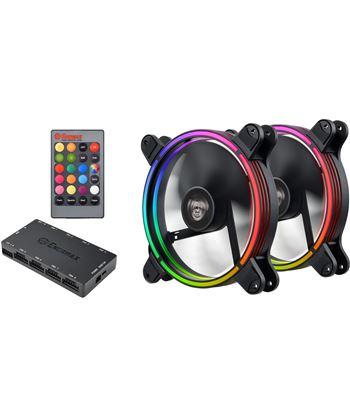 Nuevoelectro.com ventilador 140x140 enermax t.b. rgb 14 pack 2 ud uctbrgb14-bp2 - A0028378