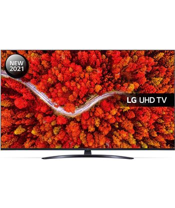 Lg 65UP81006LA tv 65'' 4k quad core hdr10, smarttv webos 6.0 peana central - 65UP81006LA