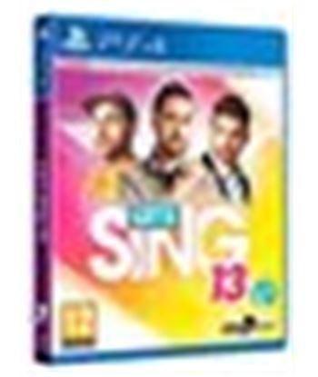 Sony 1056977 juego ps4 let s sing 13 Juegos - A0033031