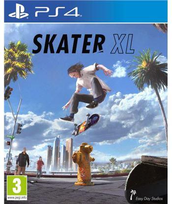 Sony 1058017 juego ps4 skater xl Juegos - 1058017