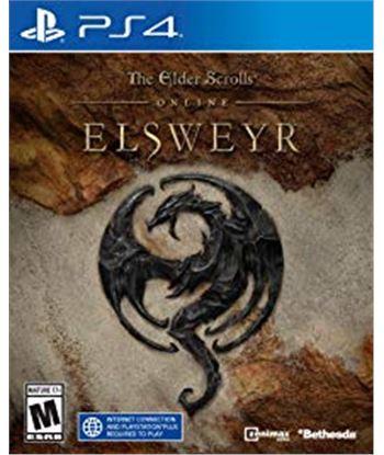 Sony 1034266 juego ps4 the elder scrolls online : elsweyr - 1034266