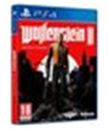 Sony 1022975 juego ps4 wolfenstein 2 the new colossus - A0024215