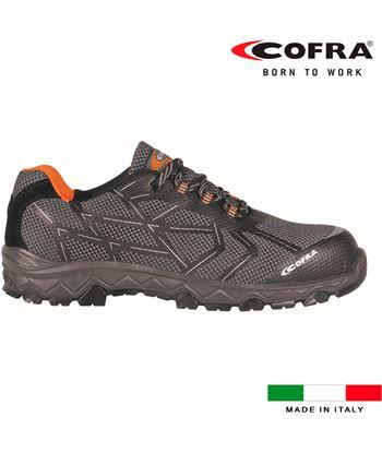 Cofra zapato de seguridad cyclette black s1 p src talla 43 8023796528499 - 80441