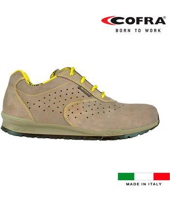 Cofra zapatos de seguridad dorio s1 talla 41 8023796369108 - 80405