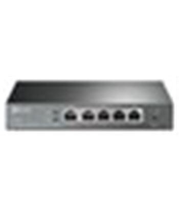 Tplink TL-R605 hub switch 5 ptos tp-link 1xwan+3xwan/lan+1xlan gig - A0033385