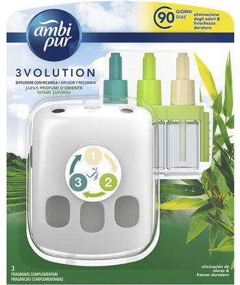 Ambipur 3volution aparato+recambio japan tatami 21ml 4015600451332 - 95057