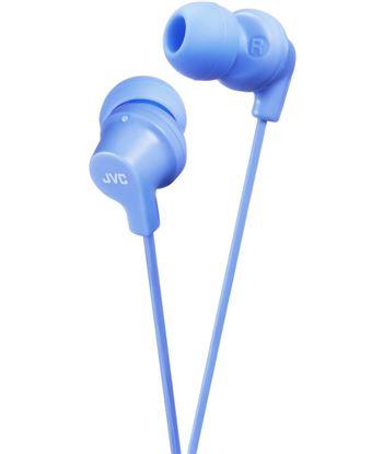 Jvc HA-FX10-LA-E auriculares intrauditivos ha-fx10/ jack 3.5/ azules - HA-FX10-LA-E