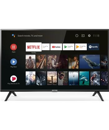 Nuevoelectro.com 40ES560 tcl tv 40''/fhd/smart tv/android 9.0/dolby digital/wifi - 40ES560