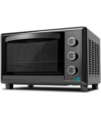 Cecotec 200229805 horno de sobremesa bake and toast 570 4pizza/ 1500w/ capacidad 26l/ - 200229805