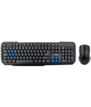 3go COMBODRILE teclado y ratón multimedia usb -105 teclas + 10multimedia - - 8436531556655