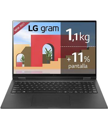 Lg 16Z90P-G.AA58B portátil gram intel core i5-1135g7/ 16gb/ 512gb ssd/ 16''/ - 16Z90P-G.AA58B
