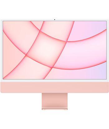 Apple MJVA3Y/A ordenador imac 24'' 4.5k m1 chip 8core cpu 7core gpu 8gb 256gb pink - MJVA3YA