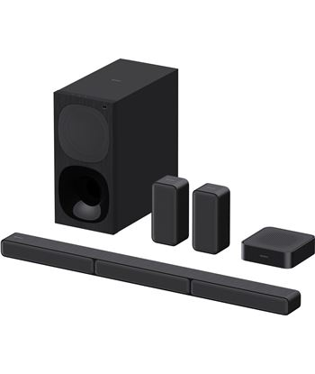 Sony HTS40R barra sonido ht-s40r 5.1 600w subwoofer y altavoces posteriores inala - HTS40R