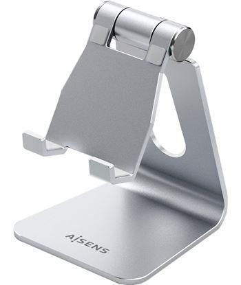 Aisens MS1PM-081 soporte para smartphone/tablet / plata - AIS-SOP MS1PM-081 SV