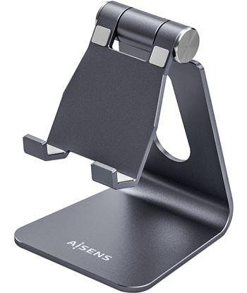 Aisens MS1PM-083 soporte para smartphone/tablet / gris - AIS-SOP MS1PM-083 GY