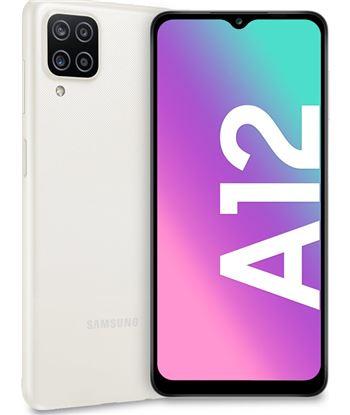Samsung A127F DS 4-128 smartphone galaxy a12 4gb/ 128gb/ 6.5''/ blanco - A127F DS 4-128 WH