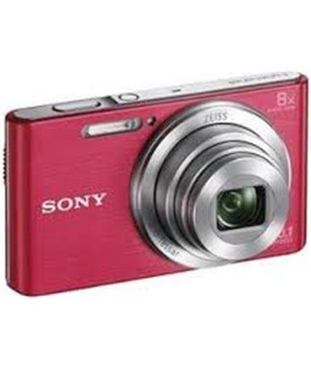 Sony foto digital dsc-w830 rosa 20 megapixeles 8x KW830PB - KW830PBGSFDIYE
