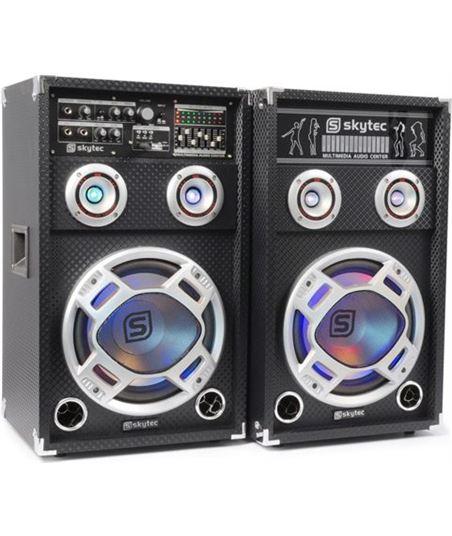 Bafles activos usb karaoke 10. ka-10 Skytec 178409 - 178409