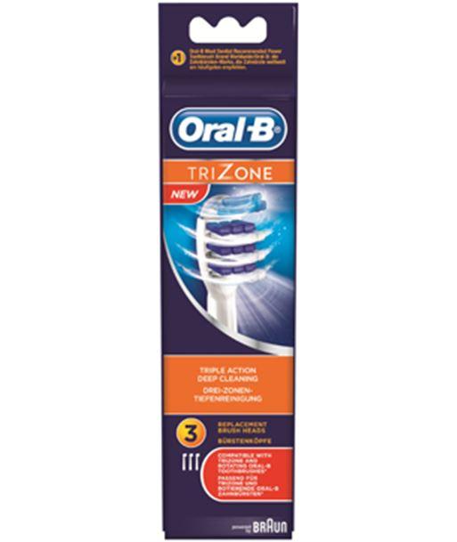 Braun EB303 recambio cepillo dental *p&g eb30-3ffs trizon - EB330FFST