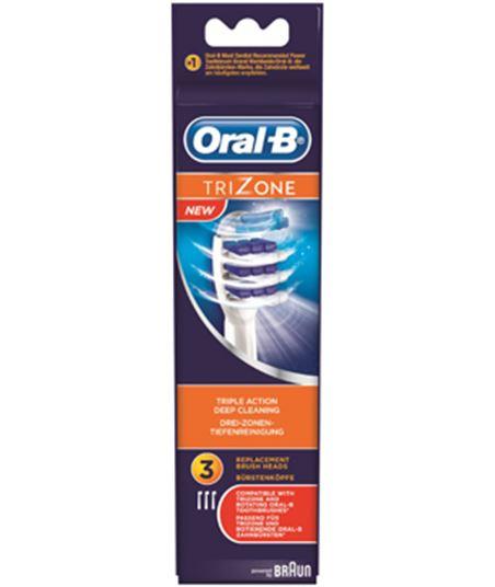 Recambio cepillo dental Braun*p&g eb30-3ffs trizon eb30_3trizone - EB330FFST