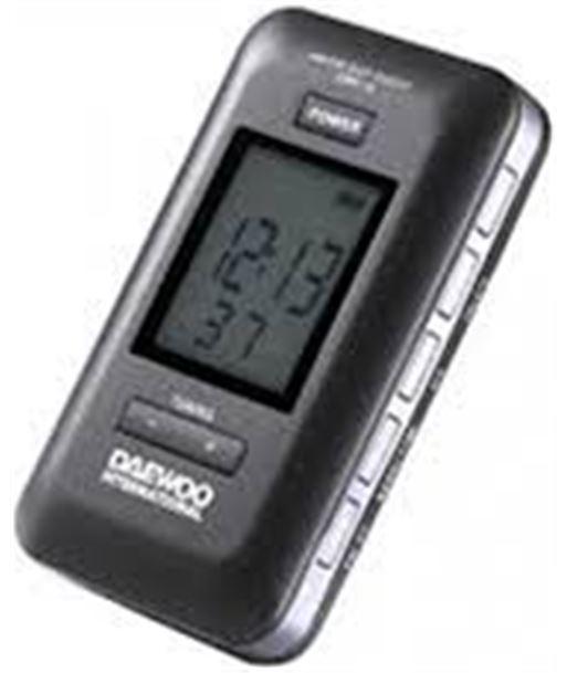 Radio digital Daewoo drp-18 black DAEDBF036 Otros - DBF036