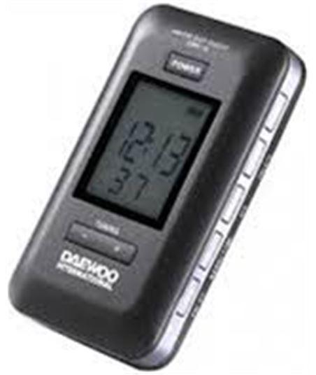 Radio digital Daewoo drp-18 black DAEDBF036 - DBF036