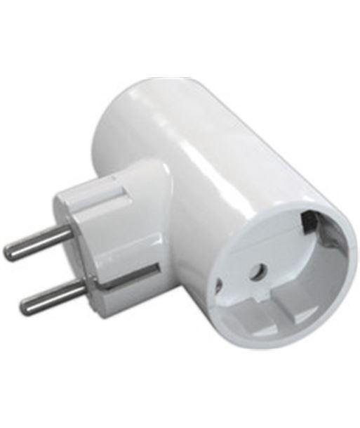 Elektro clavija doble t/tl 16 a 250v edm e40061 - 8425998400618