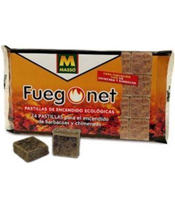Varios pastilla encendido fuego net ecologica 8424084002750