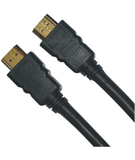 Cable hdmi 1,5m 1.4 B-tech BTV815B - CABLES-UNYKA-CABLE-HDMI-15-METROS-1.4B-MACHO-MACHO
