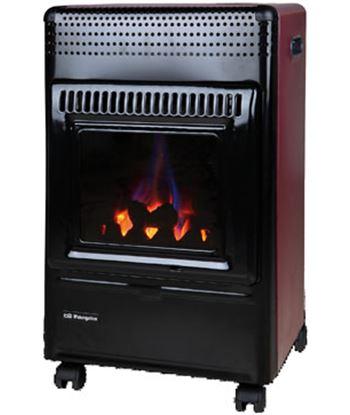 Estufa gas llama azul Orbegozo HBF95 fuego real Estufas y Radiadores